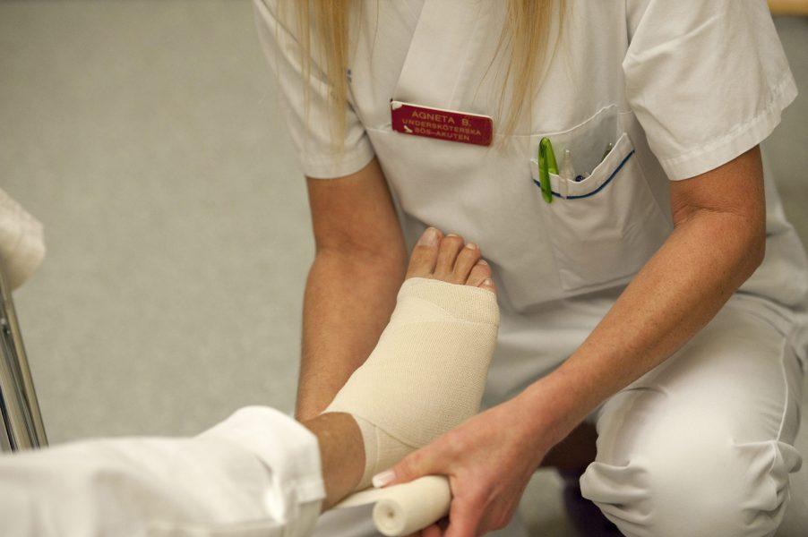 91 procent av yrkesgruppen undersköterskor utgjordes 2018 av kvinnor.