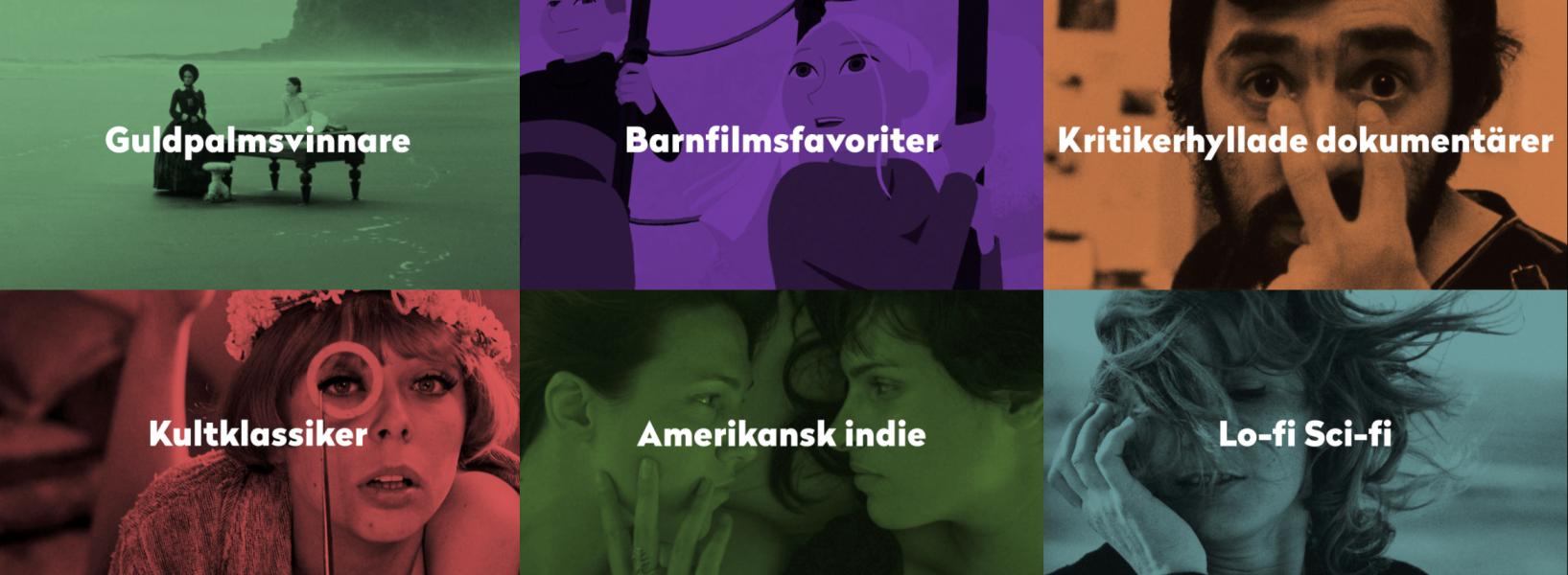 Göteborgs filmfestivalsströmningstjänst Draken Filmlanserar nya bioaktuella filmer och skänker hälften av prenumerationsintäkterna till kvalitetsfilmbiografer.