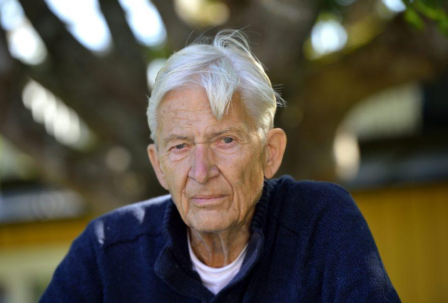 P O Enquist anses vara en av de största svenska författarna under 1900-talet.