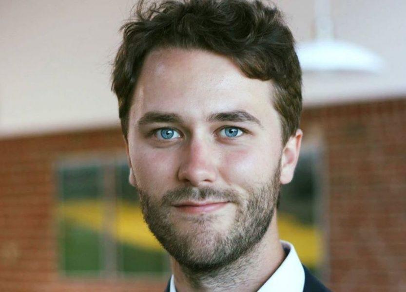 """""""Jag blev framförallt väldigt arg på de som utförde kuppförsöket för att de kör över demokratin, en så vital del av det svenska civilsamhället"""", säger Rasmus Canbäck,sammankallande i PeaceWorks valberedning."""