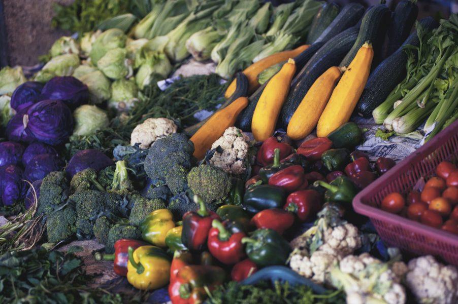 Mer växtbaserat på tallriken och skatt på ohälsosam mat är den hållbara vägen framåt, enligt forskarna.