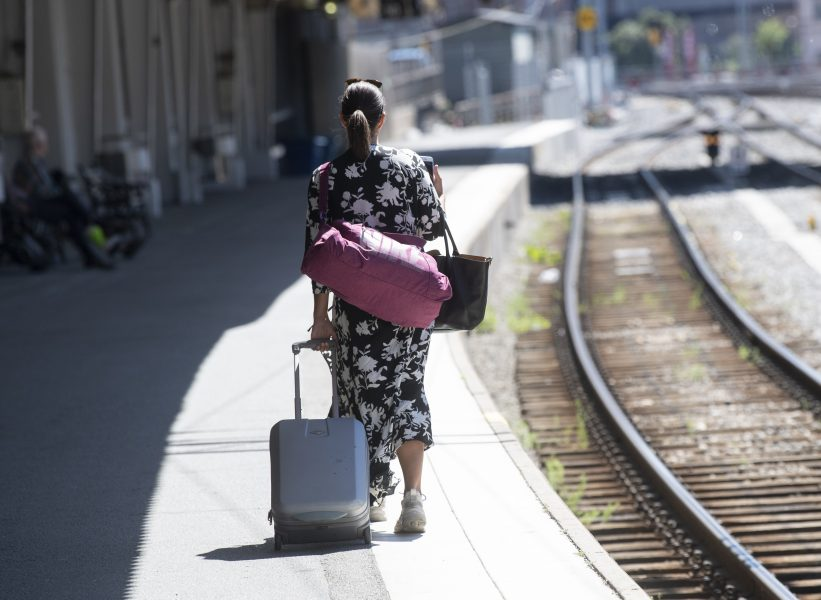 Nu blir det snart lättare att ta tåget ut i Europa.