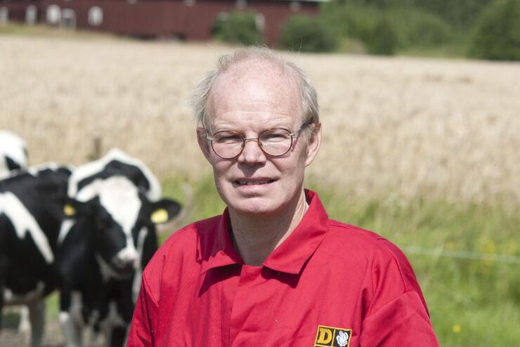 Per Frankelius är forskare i företagsekonomi vid Linköpings universitet och kritisk till synen på lantbruket som en klimatbov.