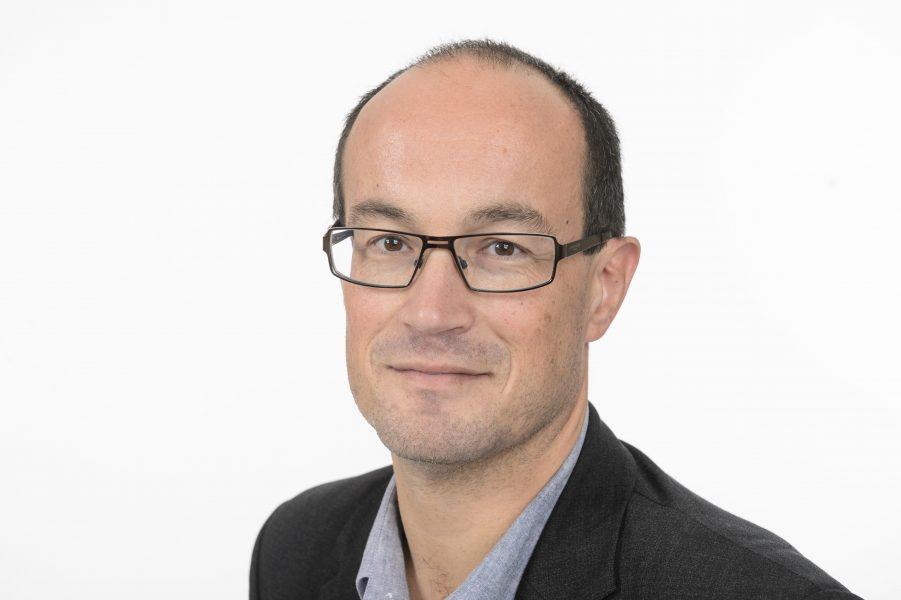 Erik Serrano, professor i byggnadsmekanik.