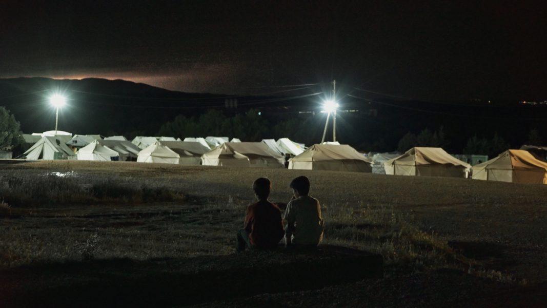 Idiomeni är en av flera filmer i höst som har fokus på flykt.