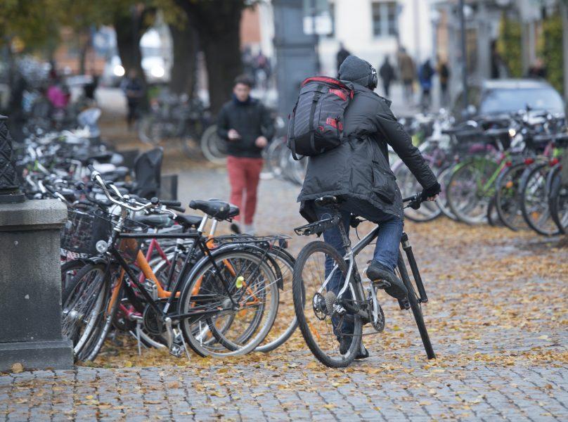 Färre än hälften av de som svarat i Cykelfrämjandets undersökning är nöjda med cyklingen i sin hemkommun.