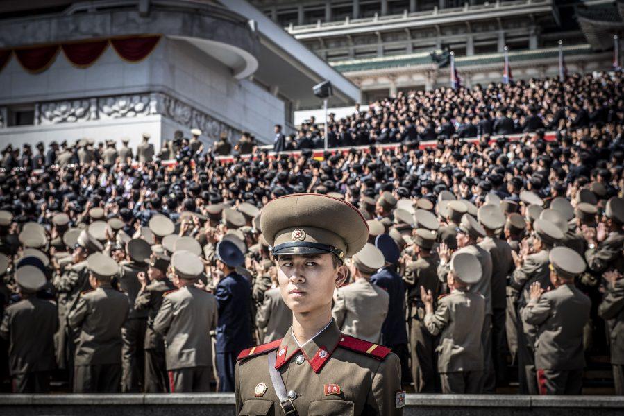 Nordkorea är tillsammans med bland andra USA, Ryssland och Iran en av kärnvapenmakterna i världen.