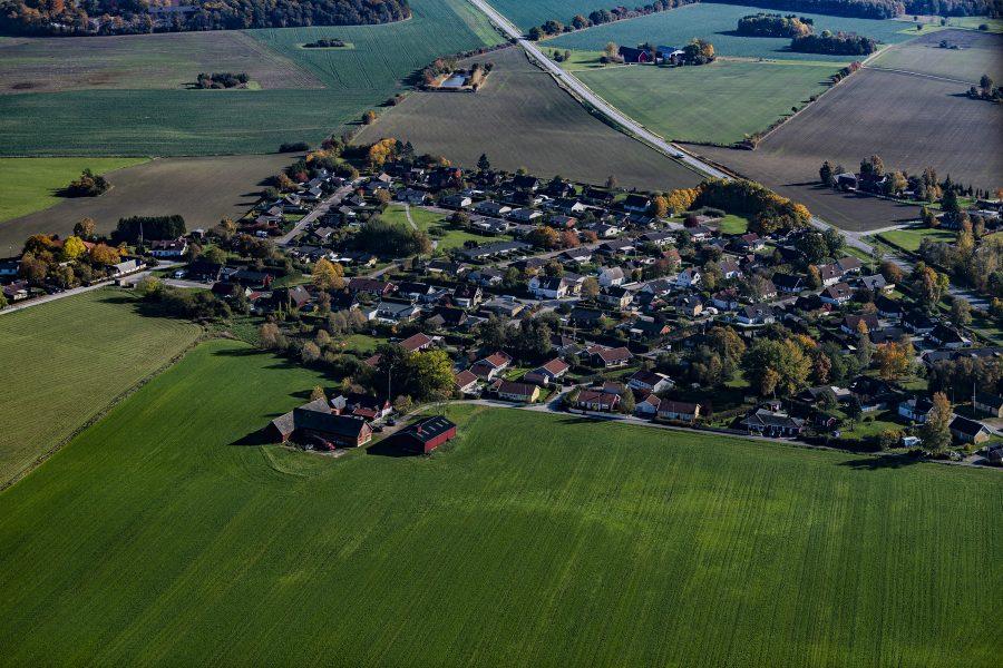 Kungshult är en av de första byarna som får del av landsbygdsmiljonen i Eslövs kommun.