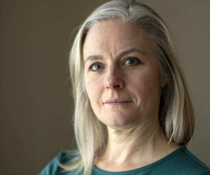 Elena Lindholm är en av två redaktörer till en ny antologi om Ellen Key.