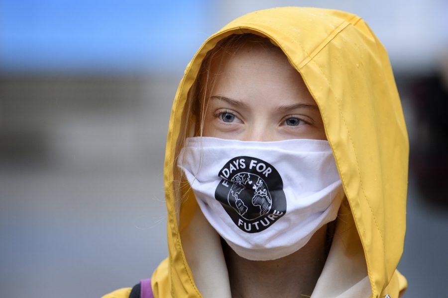 Greta Thunberg blir ett av motiven på årets första Sverigefrimärken.
