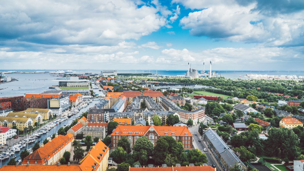 Städerna i Danmark har blivit både mer folktäta och gröna de senaste 20 åren, vilket förvånade forskarna.