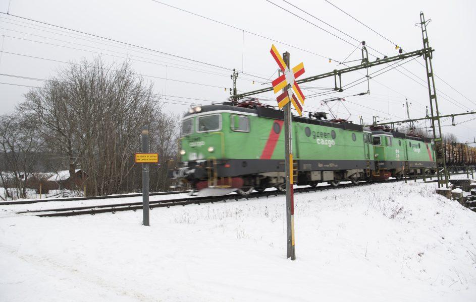 Infrastrukturminister Tomas Eneroth har lovat rekordstora satsningar på järnvägen.