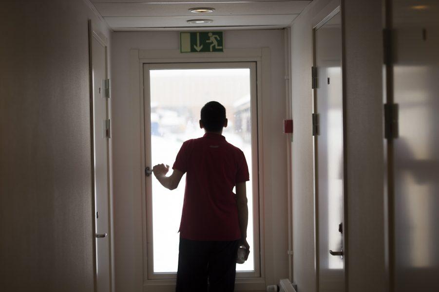 Många asylsökande lider av psykisk ohälsa och stress på grund av osäkerheten under ansökningsprocessen.