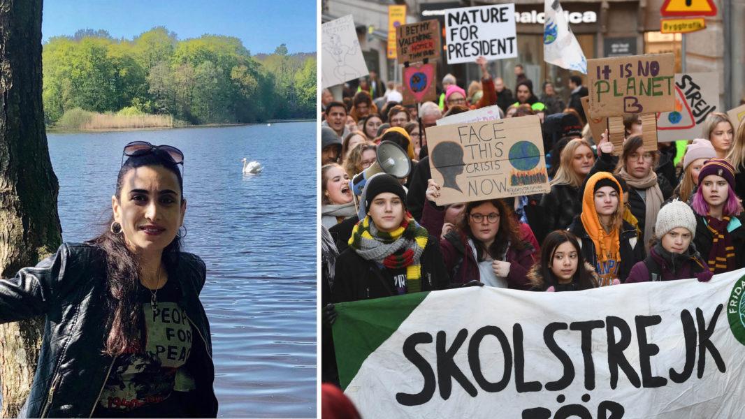 Greta Thunberg har fått många ungdomar i Sverige att engagera sig i klimatfrågan – men hur ser det egentligen ut med representationen? Aktivisten Toktam Jahangiry skriver om att hon vill se en miljörörelse som är mer inkluderande.