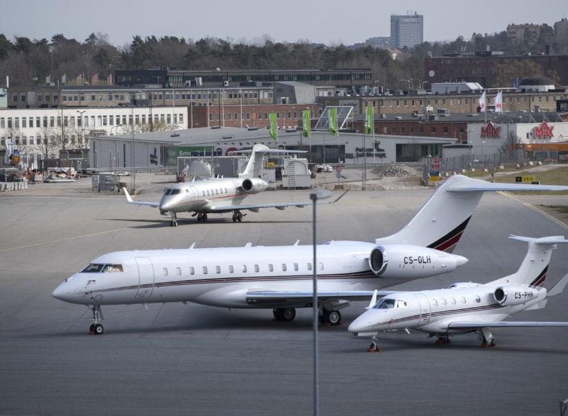 Regeringen vill stänga Bromma flygplats.