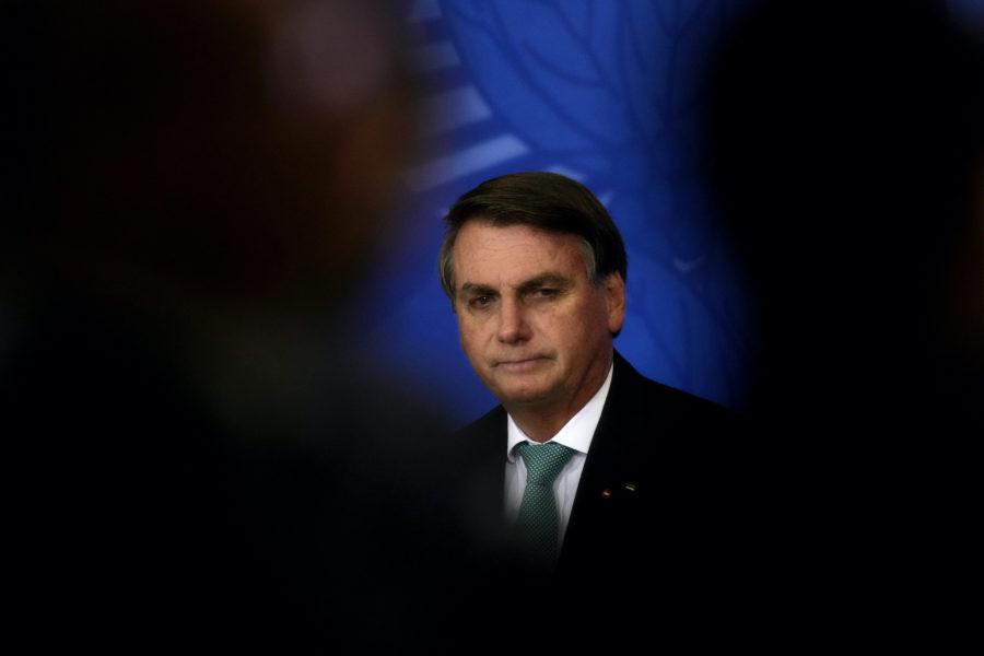 En miljöorganisation anmäler Brasiliens president Jair Bolsonaro till ICC.